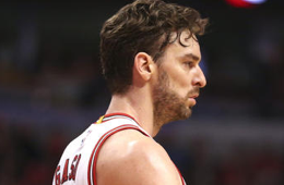 Pau Gasol Dominates with Career-High 9 Blocks