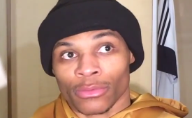 Russell Westbrook 'Execution' Interview