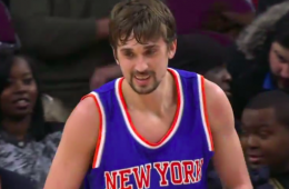 Alexey Shved Was Just a Tad Off