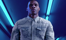 Russell Westbrook x True Religion Spring 2015