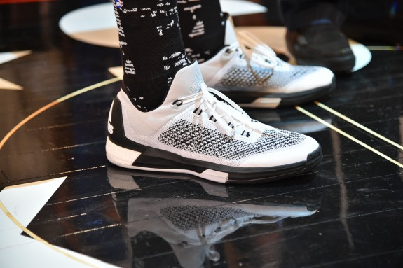 adidas NBA All-Star Scenes Friday (PHOTOS)