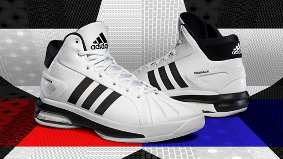 adidas Unveils Futurestar Boost for NBA All-Star Weekend. Hooped Up ... 1239550fd