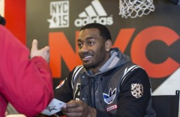 adidas NBA All-Star Scenes Sunday (PHOTOS)