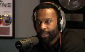 Baron Davis On HOT 97 Talks Movies, Knicks and Sterling