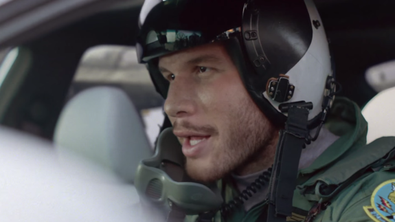 Blake Griffin x Kia 'Fighter Pilot' Commercial