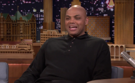 Charles Barkley Does The Tonight Show