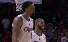 DeAndre Jordan Has Back-to-Back 20-20 Games