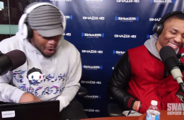 Damian Lillard Drops a Mean Freestyle on Sway