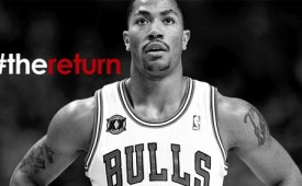 Derrick Rose Will Return In 4-6 Weeks