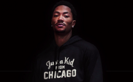 Derrick Rose x Tupac 'Powerade' Commercial