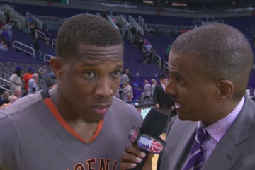 Eric Bledsoe Runs Wild On OKC