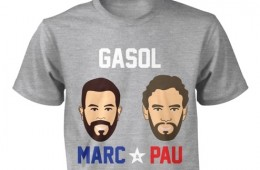 Gasol Bros Ltd. Edition Charity Tee