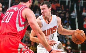 Goran Dragic and His Brother Traded to Miami Heat