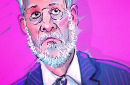 Gregg Popovich 'BIG 1000' Illustration