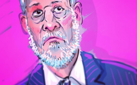 Gregg Popovich 'BIG 1000′ Illustration