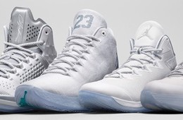 Jordan Brand 'All-Star' Pearl Pack
