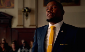 Kevin Durant, Lawyer for the People 'Sprint' Commercial