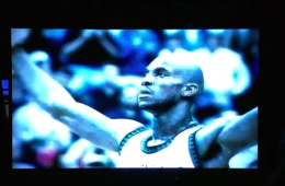Timberwolves Give Kevin Garnett An Awesome Intro
