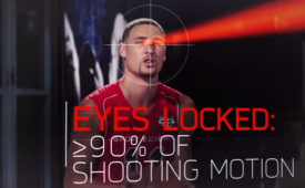New and Improved Klay Thompson With Night Vision