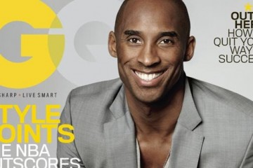 Kobe Bryant Talks Short Shots, Who's the Best and More with GQ