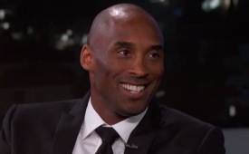 Kobe Bryant Talks Lakers, Losing and Injury On Jimmy Kimmel