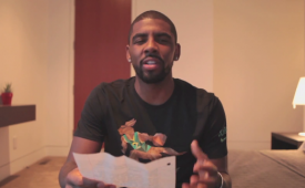 Kyrie Irving Wins at the Academy Awards, Kinda