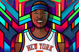 New York Knicks False Prophets Illustration