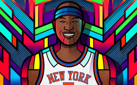 New York Knicks False Prophets Illustrations