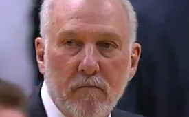 Gregg Popovich Wins 1000th Game
