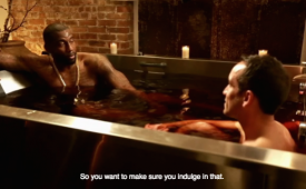 Amare Stoudemire Red Wine Bath Interview