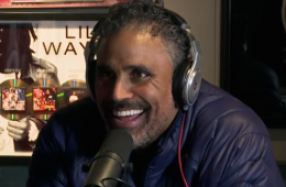 Rick Fox On HOT 97 Talks Dean Smith, Celtics and Lakers