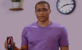 Russell Westbrook 'Patterns' Mountain Dew Commercial