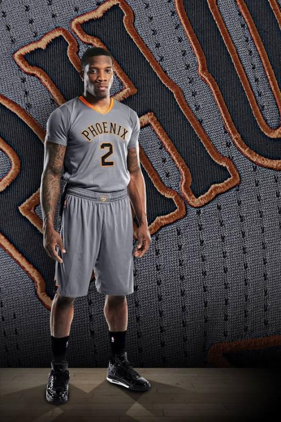 Phoenix Suns Unveil New Grey Jerseys Tonight