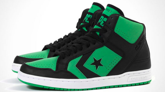 Converse x Concepts CONS Weapon 'St. Patrick's Day'