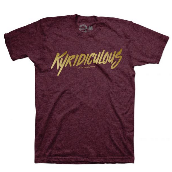 Fresh Brewed Tees 'Kyridiculous' Tee