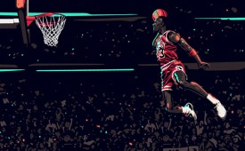 Michael Jordan x Gatorade 'Groove Like Mike' Concept Art