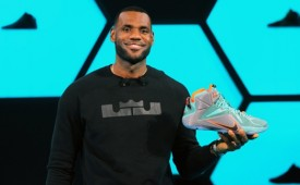 LeBron James Is the Signature Shoe King In Sales