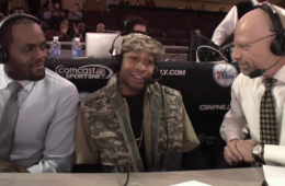 Allen Iverson Is a Huge Russell Westbrook Fan
