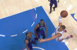 Blake Griffin Takes Flight In Home Return