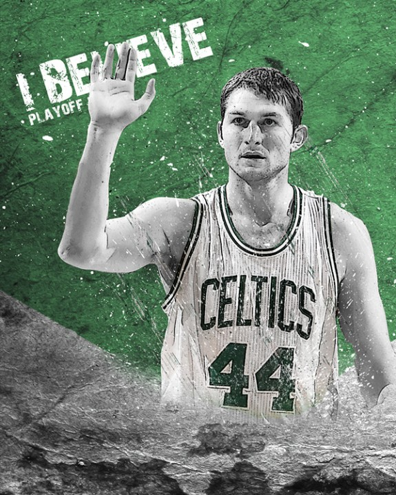 Boston Celtics 'I Believe' Playoff Push Campaign