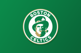 Boston Celtics Identity Concept