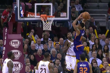 Gerald Green Monster Baseline Jam