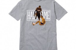Hall of Fame x Allen Iverson 'Step Over' Tee