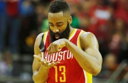 James Harden Scores Career-High 50 Points