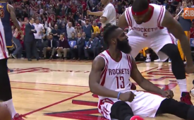 James Harden Makes His Case For MVP