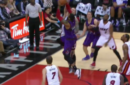 James Johnson Bangs One On Birdman