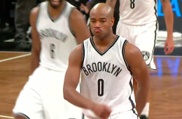 Jarrett Jack Sinks the Warriors