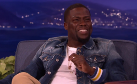 Kevin Hart Tried An Avery Johnson Impression For His SNL Audition