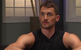 Kevin Love Talks Yoga