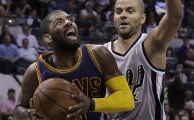 Kyrie Irving Pours In a Career-High 57 Points